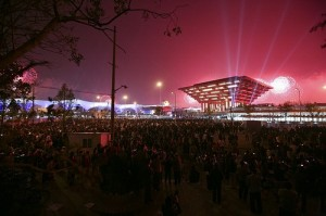 L'Exposition Universelle 2010 à Shanghai